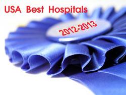 2012-2013 USA Best Hospitals