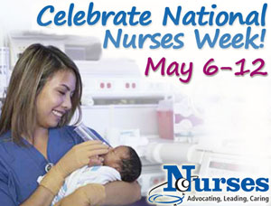 National Nurses Week 2012