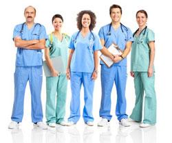 free standing ER nurses