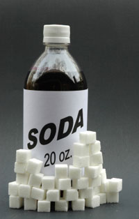 sugary drink
