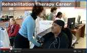 rehab therapist career video