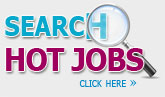 search hot healthcare jobs